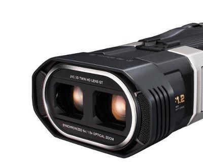В Украину привезли 3D-видеокамеру JVC (фото)