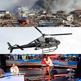 """Итоги недели: хаос в Японии, годовщина Кабмина, """"земли Каддафи"""", Шевченко и вертолеты"""
