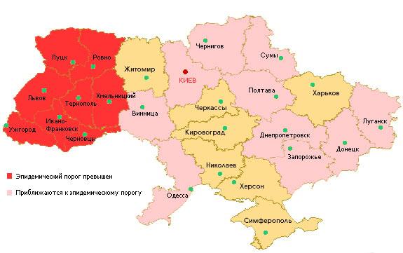 Тернополь где находиться