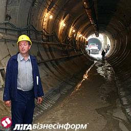 Київ продовжить будівництво метро на Теремки