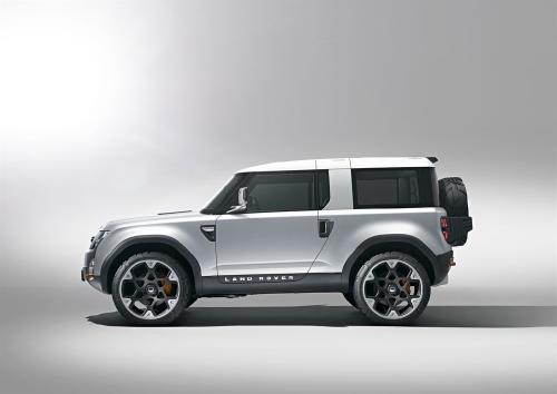 Land Rover рассекретил концепт абсолютно нового Defender