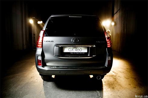 """""""Lexus"""" представил в Украине новый GX 460. Названы цены"""