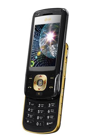 LG выпустила новый имиджевый телефон