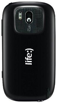 Запустили смартфон под брендом life:) (фото)
