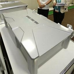 """Открылся первый в мире завод литий-ионных аккумуляторов для """"гибридов"""""""