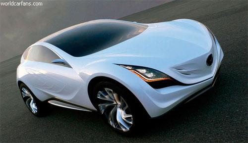 """""""Mazda"""" готовит новый кроссовер CX-5"""