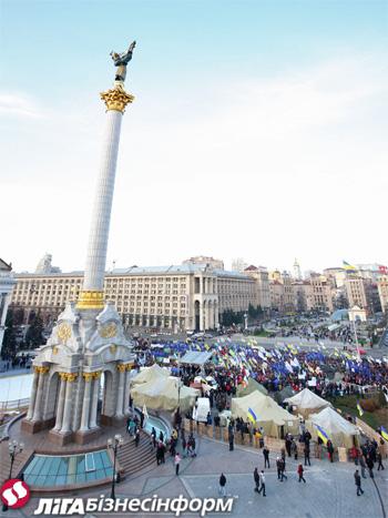 Київський Майдан об'єднав схід і захід