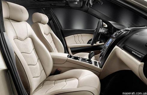 """""""Maserati"""" покажет в Женеве лимитированную модель """"Quattroporte"""""""