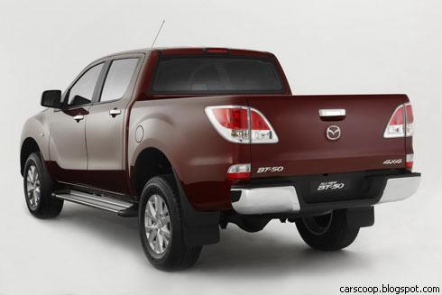 """Mazda"" рассекретила пикап BT-50 (фото)"
