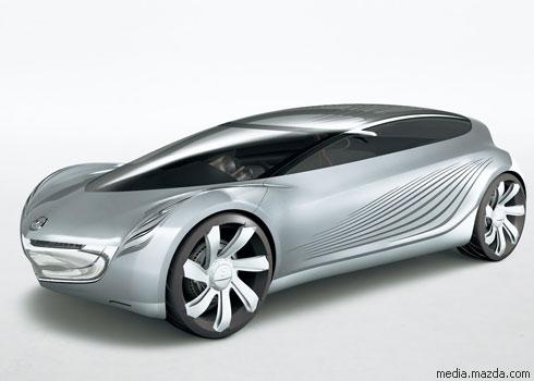 """""""Mazda"""" сменит стилистику своих моделей"""