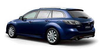 """Новое поколение """"Mazda6"""" официально представили в Японии (фото)"""