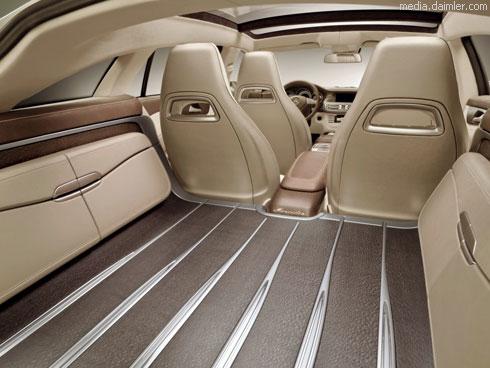 """""""Mercedes-Benz"""" представил концепт спорт-универсала """"Shooting Break"""""""