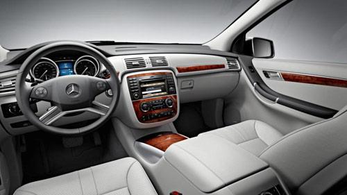 """""""Mercedes Benz"""" официально представил новый R-Class"""