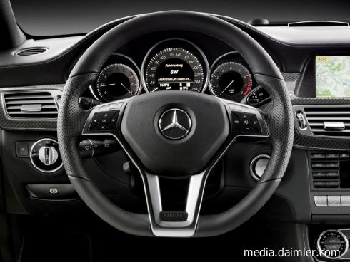 """""""Mercedes-Benz"""" показал новый CLS"""