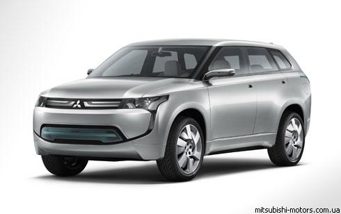 """Женевские премьеры """"Mitsubishi"""""""