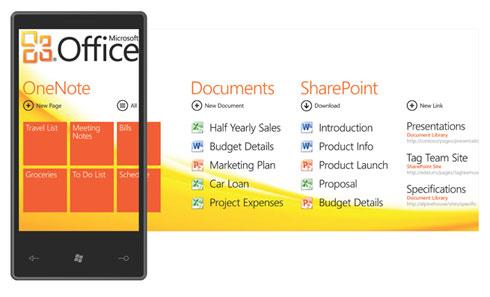 "MWC-2010: показана ""Windows Mobile 7"""