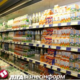 Большинство молочных продуктов - с консервантами
