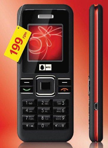 МТС запускает мобильник под своим брендом (фото)