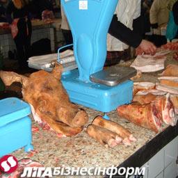 Цены на свинину превысили прошлогодний максимум