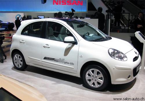 """""""Nissan"""" сверкнул в Женеве футуристическим """"Esflow"""""""