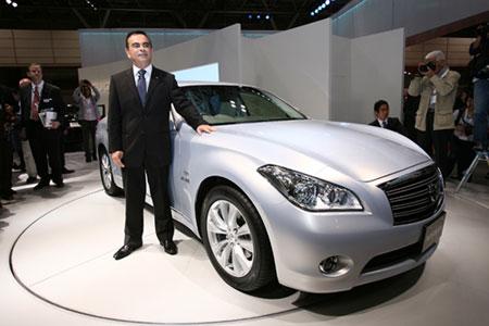 """""""Nissan"""" представил премьеры электромобилей на """"Tokyo Motor Show"""""""