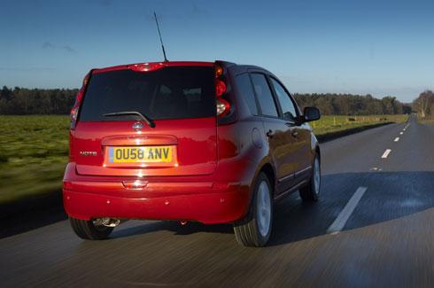 """Стартовали продажи нового """"Nissan Note"""". Названы цены в Украине"""