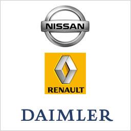 """""""Nissan"""", """"Renault"""" и """"Daimler"""" заключили стратегический альянс"""