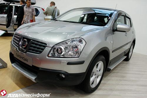 """""""Nissan"""": премьеры столичного автошоу"""