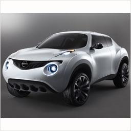 """Мировая премьера концепта """"Nissan Qazana"""" в Женеве"""