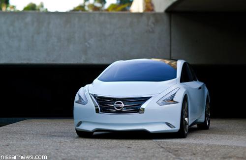 """Автошоу в Лос-Анджелесе: мировая премьера """"Nissan"""" Ellure"""