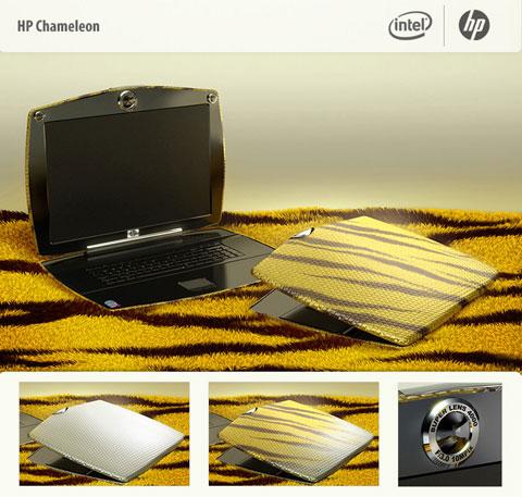 ноутбук HP Chameleon - фото biz.liga.net