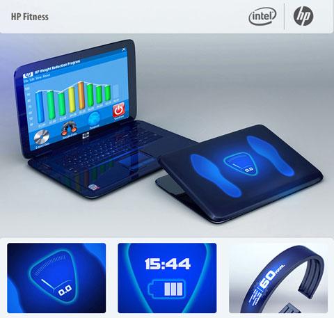 Ноутбук HP Fitness - фото сайта biz.liga.net