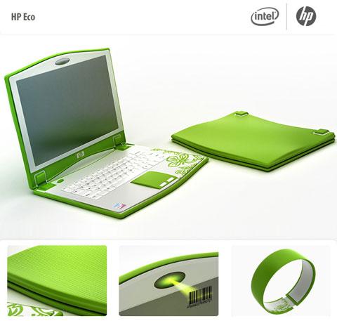 ноутбук HP Eco - фото сайта biz.liga.net