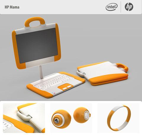 ноутбук HP Mama - фото сайта biz.liga.net