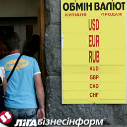 Курсы валют купля продажа