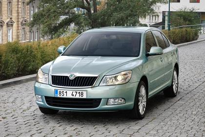 """Объявлены цены на новую """"Skoda Octavia"""" A5 в Украине"""