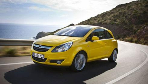 """Экспозиция """"Opel"""" на Женевском автосалоне"""
