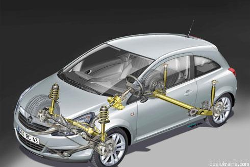 """""""Opel"""" ощутил в Женеве """"электромобильную свободу"""""""