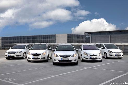 """Премьеры """"Opel"""" на Парижском автосалоне"""