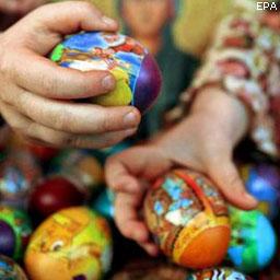 Культура: Христос воскрес! Православный мир отмечает Пасху