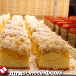 Украинские кондитеры отчитались за 2010 год