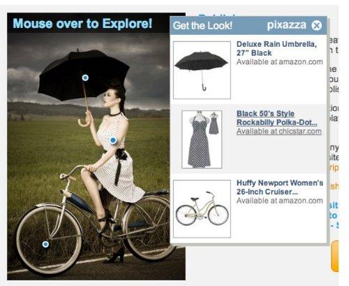 """""""Google"""" продолжает вкладывать в сервис рекламной маркировки фото """"Pixazza"""""""