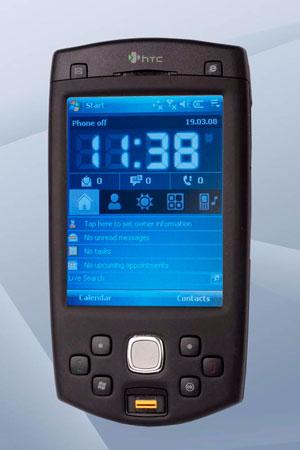 HTC завозит в Украину новые коммуникаторы