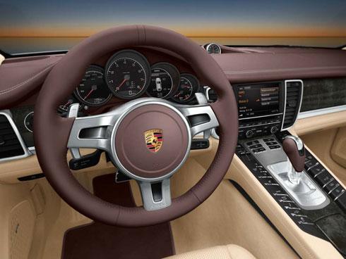 """Porsche"" готовит две новые ""Panamera"" (фото)"
