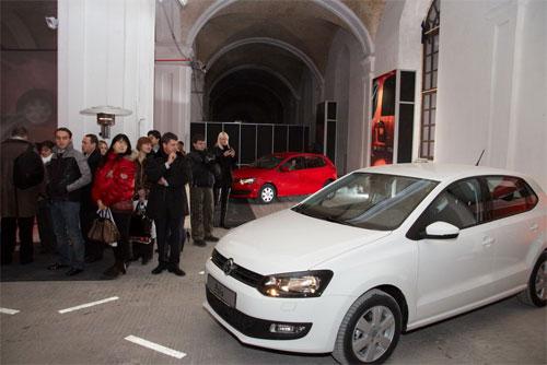 """Volkswagen"" презентовал в Украине новый ""Polo"" (фото)"