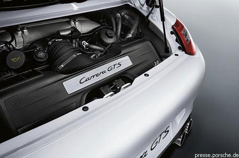"""""""Porsche"""" готовит мировую премьеру 911 Carrera GTS"""