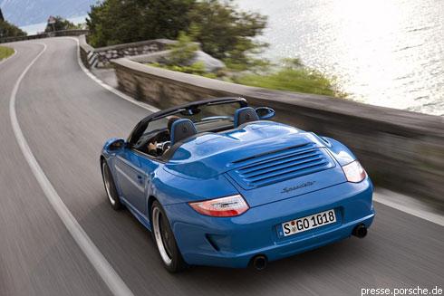 """Porsche"" представит в Париже эксклюзивный ""Speedster"""
