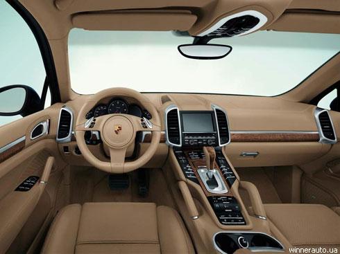 """Porsche"" официально представил новый ""Cayenne"" (фото)"