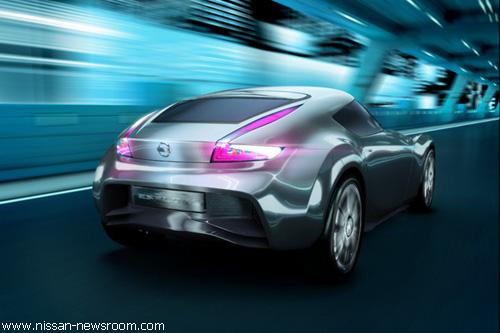 """Автосалон в Женеве: """"Nissan Esflow"""""""