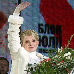 Тимошенко витратила $1 млн. на шуби і ресторани, - Кузьмін